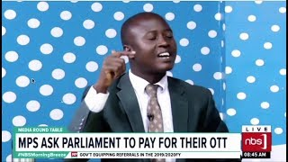"""NBSUpdates #NBSMediaRoundTable """"For more of these videos, follow th..."""