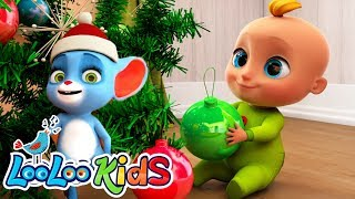 Deck the Halls - Best Christmas SONGS FOR KIDS | LooLoo KIDS