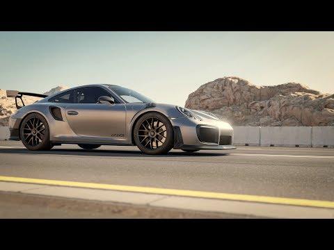 Три новых геймплейных ролика Forza Motorsport 7 с Comic Con 2017