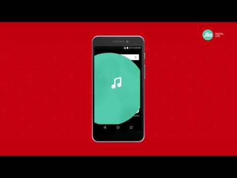 download Jio Tunes - How to Set Jio Tune through JioMusic App on your Smartphone | Reliance Jio