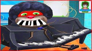 Мой говорящий том виртуальный питомец Tom virtual pet. Игра как мультик для детей от Фаника