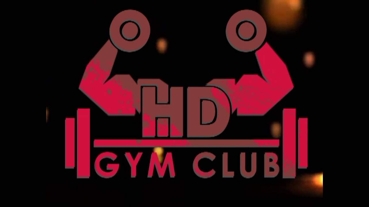 Logo & Intro HD GYM CLUB - YouTube