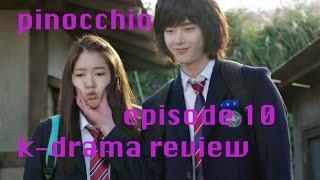 Pinocchio (피노키오) Episode 10 K-Drama Review