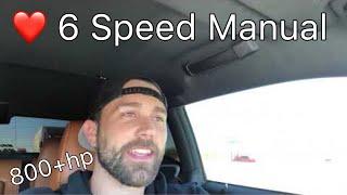 5 речей, які я люблю про водіння 6-ступінчастою чертовок!