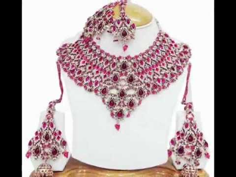 Exclusive Collection Of Traditional Jewelry From India