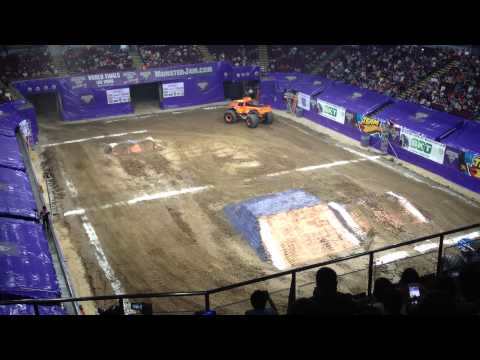 Monster Jam First Time in Manila (MOA Arena) June 20, 2015