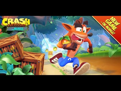 Download And Install Crash Bandicoot Mobile On Any Android Device