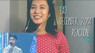 EXO - December, 2014 Live KBS Year End Special Reaction Video