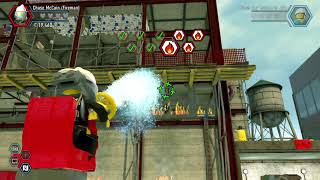 PS4 Longplay [145] LEGO City UnderCover (part 3 of 3)
