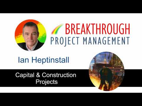 (En) Conference : Breakthrough Project Management by Ian Heptinstall