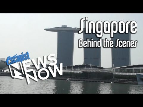 BEHIND-THE-SCENES AT UBISOFT SINGAPORE (Escapist News Now)