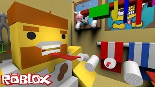 STOP CHEATING! - Roblox Escape The Bathroom