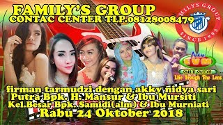 LIVE FAMILYS GROUP EDISI KP SETU TANGERANG SELATAN