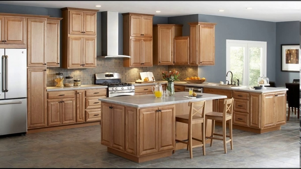 American Kitchen Design Gallery Youtube