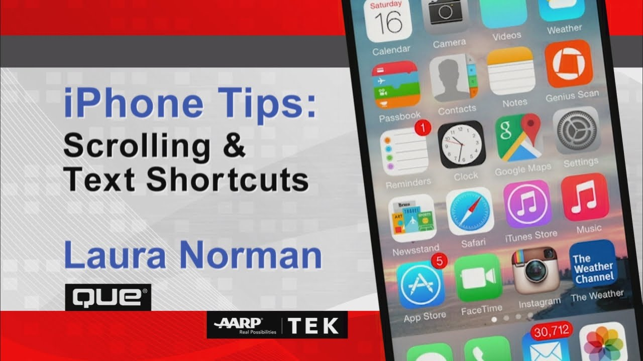 iphone text suggestions iphone tips scrolling amp text shortcuts 7005