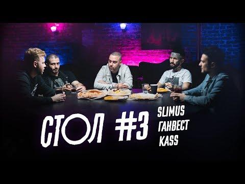 СТОЛ #3: SLIMUS,