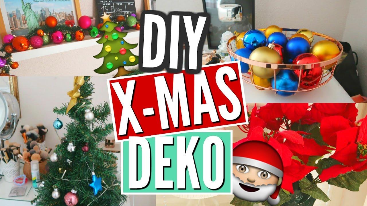 Primark Weihnachtsdeko.Diy Weihnachtsdeko Ideen Für Dein Zimmer I Meggyxoxo