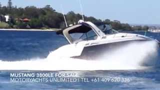 Mustang 3800 LE Sports Cruiser for sale
