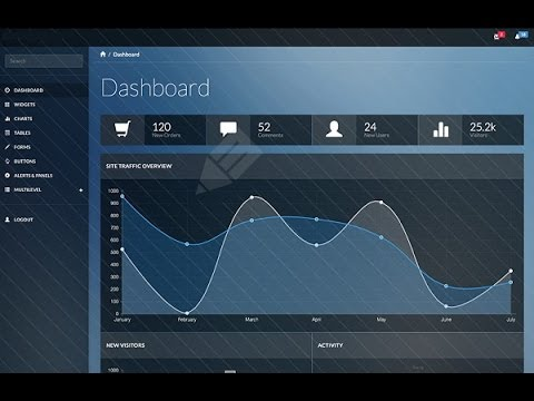 bootstrap-dashboard-tutorial---dashboard-responsive-design