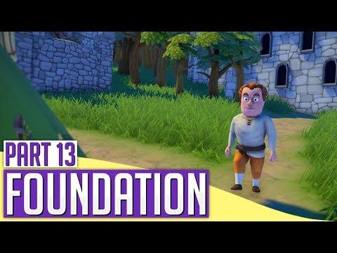 Foundation   MONASTERY (#13)