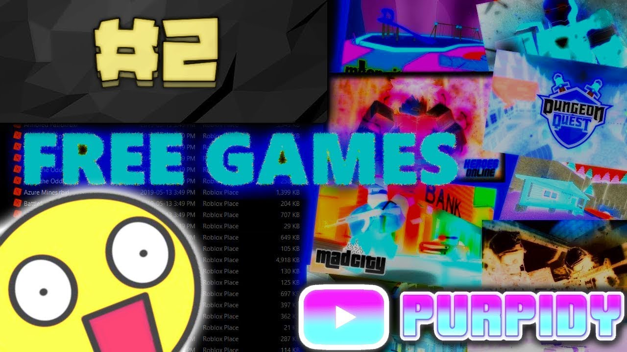 Free Uncopylocked Roblox Games Pack 2 Youtube
