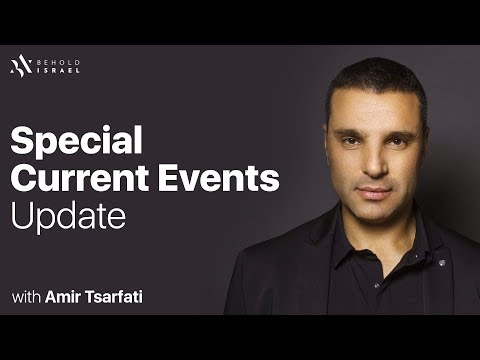 Special Current Events Update with Amir, April 30, 2018.