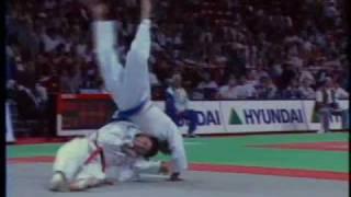 Jeon Ki-Young Judo 柔道最高  전기영  全己盈  柔道