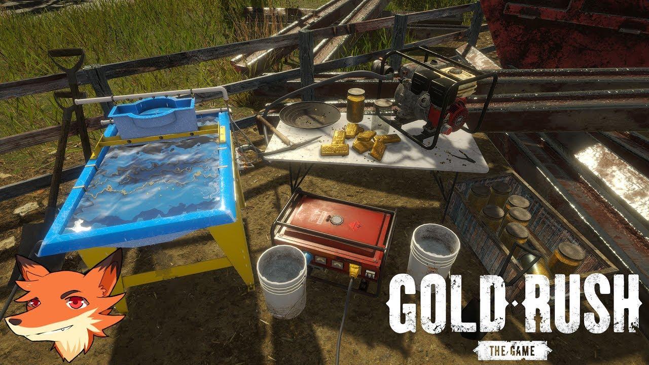 Gold Rush: The Game [FR/4K] On prospecte de l'or dans cette simulation bien complète !