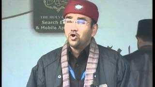 Nazm: Her taraf fiqr ko dorha kay thakaya (Jalsa Salana Qadian 2010)
