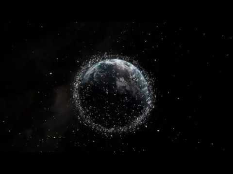 Les débris spatiaux, un danger pour les télécommunications