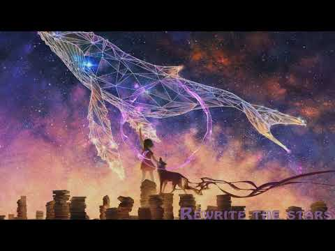 [HD] Nightcore - Rewrite the Stars [The...