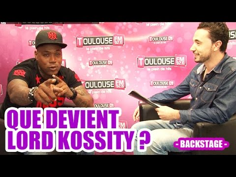 QUE DEVIENT LORD KOSSITY ? INTERVIEW EXCLU TOULOUSE FM