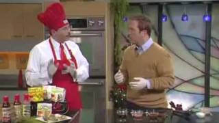 Hors De Orves ~ Ginger Chili Teriyaki Meatballs