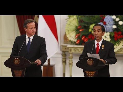 PM INGGRIS KAGET !!! PRESIDEN JOKOWI BUKA SAYEMBARA LUCU DI HONGKONG