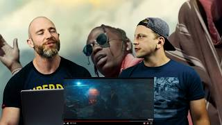 Travis Scott - Stop Trying To Be God METALHEAD REACTION TO HIP HOP!!!