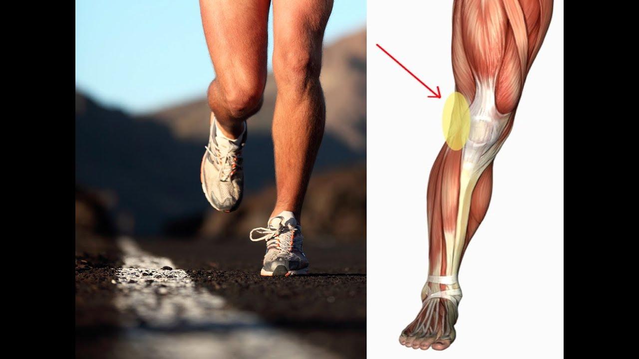 Atrás joelho de perna parte trás esquerda dói do da