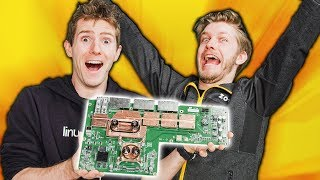 Download Water Cooling a Network Switch! Mp3 and Videos