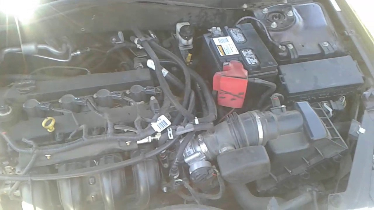 2011 ford fusion sel 2 5 power steering problem [ 1280 x 720 Pixel ]