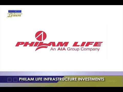 PHILAM LIFE INSURANCE INFRASTRUCTURE INVESTMENTS   BIZWATCH