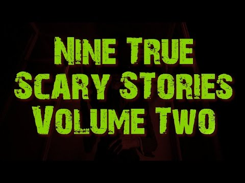 Nine True Scary Stories Volume Two Collaboration With HollyWizzle