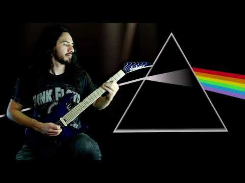 """Pink Floyd """"Time"""" Guitar Solo Cover"""