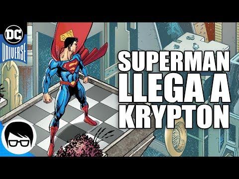 SUPERMAN VIAJA A KRYPTON | Action Comics #993 | COMIC NARRADO