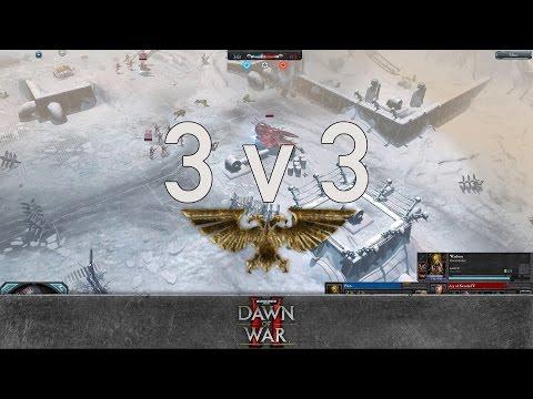 Dawn of War 2 - Faction Wars 2016 | Eldar v Orks