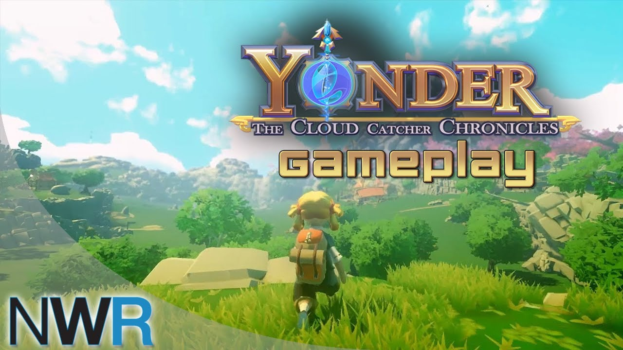 11 minutes of yonder the cloud catcher chronicles on switch pax