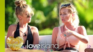 FIRST LOOK: The Girls Lock Horns After Laura Ditches Jack   Love Island 2018