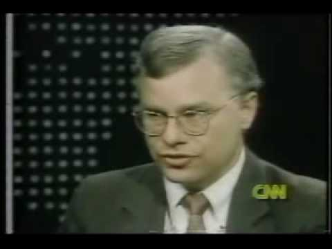 Alien Abductions on Larry King CNN - Whitley Strieber - Part 1