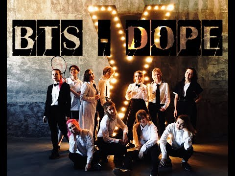 BTS(방탄소년단) — DOPE(쩔어)  And Gayo Daejejeon Intro Performance Trailer | COVER DANCE By GREATMICĦIN