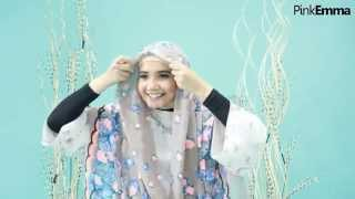 Tutorial Hijab Zaskia Sungkar Tribal Style - YouRepeat