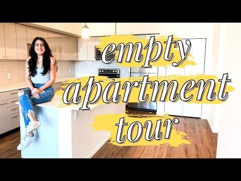 Seattle Empty Apartment Tour  |  2021  |  Rachel Waldorf