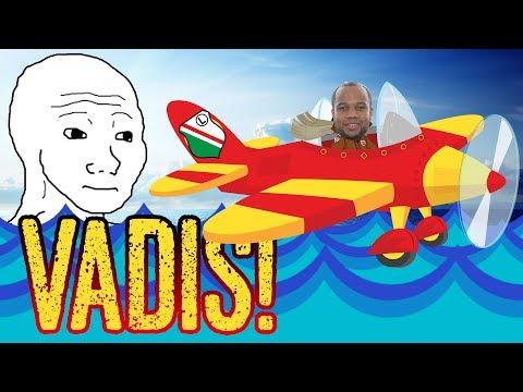 "CZY LECI Z NAMI VADIS? | piłkarska parodia ""Something just like this"""